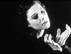 Tilly Losch in Her Dance of the Hands - Norman Bel Geddes